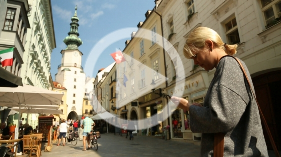 "ZDF Volle Kanne ""Städtetrip Bratislava"""
