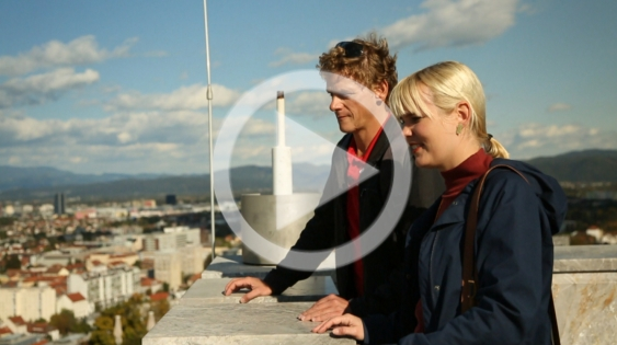 "ZDF Volle Kanne ""Städtetrip Ljubljana"""