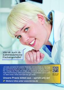 Zahnmedizinische Fachangestellte für die Landeszahnärztekammer Baden-Württemberg