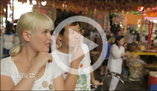 """Kabel 1 Abenteuer Leben """"Inside Bangkok"""""""