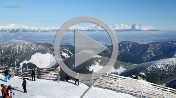 ZDF – Skiurlaub in der Slowakei