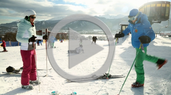 ZDF – Skiurlaub in Polen